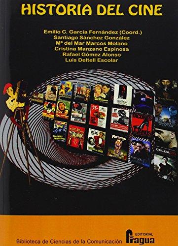 Historia del cine de Emilio C. García Fernández (ene 2011) Tapa blanda