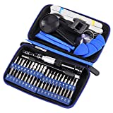 Justech 58 in 1 Precision Screwdriver Set Magnetic Driver Kit with Muti 40