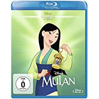 Mulan - Disney Classics [Blu-ray]