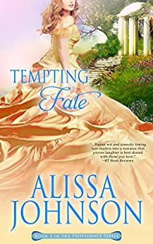 Tempting Fate (The Providence Series Book 2) by [Johnson, Alissa]
