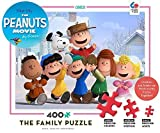 The Peanuts Movie the Family: Blue Sky Puzzle 400 Piece