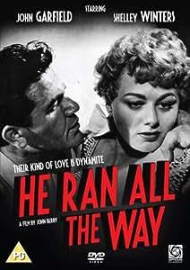 He Ran All The Way [DVD] [1951]