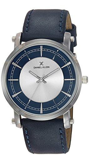 Daniel Klein Analog Blue Dial Men's Watch - DK10780-4