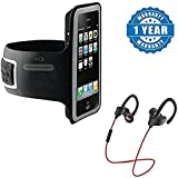 Best Bluetooth Headsets For Cell Phones - Captcha Sports Armband for Cell Phone With QC-10 Review