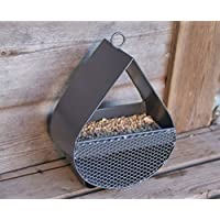 Bird Feeder - Raindrop Slate