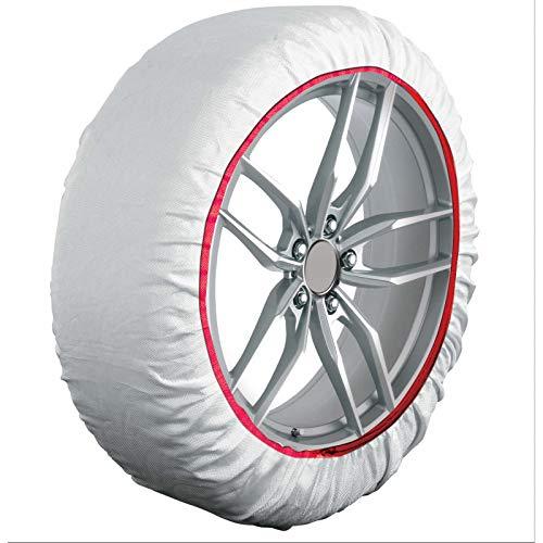 HABILL-AUTO Chaussettes Neige Textile Premium 135 70 R15-145 65 R15-155 65 R15-155 70 R15-165 60 R15-165 65 R15-175 55 R15
