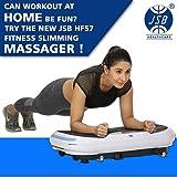 JSB HF57 Power Plate Full Body Workout Machine Vibration Platform Slimming Exercise Massager