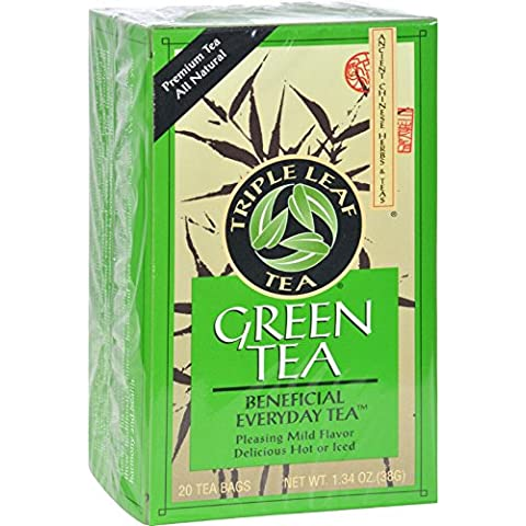 Green Premium Tea 20 BAG by Triple Leaf Tea