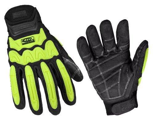 Ringers Handschuhe 213–10Heavy Duty Handschuh, schwarz, groß von Ringers (Ringer Große)