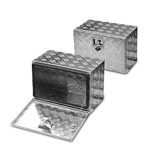 35 alu unterbaubox pour remorque de voiture ou camion de. Black Bedroom Furniture Sets. Home Design Ideas