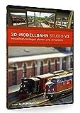 3D-Modellbahn Studio Professional V3