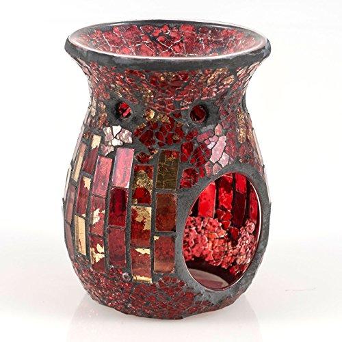 Pajoma 16637.0 Duftlampe Princess Flame Mosaik aus Glas