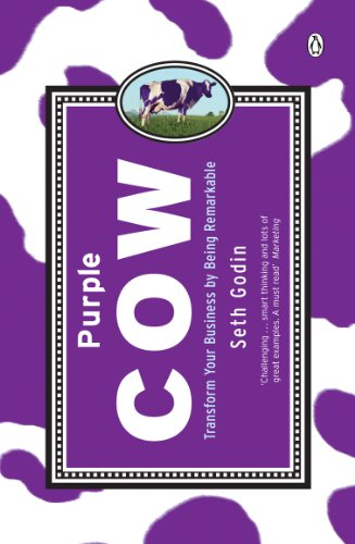 Purple Cow: Transform Your Business by Being Remarkable (English ...