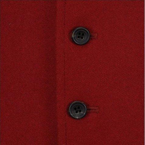 MA Mens inverno Slim Fit cachemire Gilet vestito dalla maglia per gli uomini Rosso