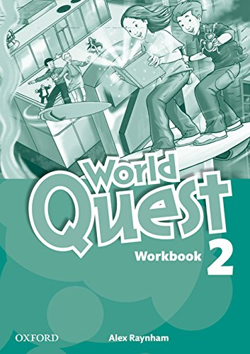 World Quest 2. Workbook