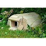 solid oak hedgehog house Solid Oak Hedgehog House 51zZTPSLWML