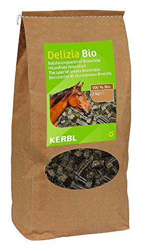 Kerbl 325004 Delizia BioSweeties Bronchial 3kg