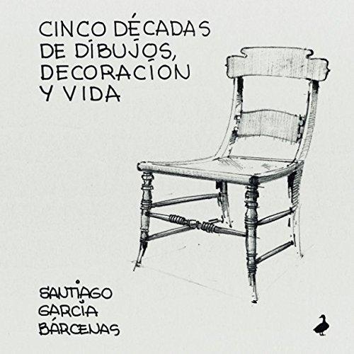 Cinco décadas de dibujos, decoración y vida