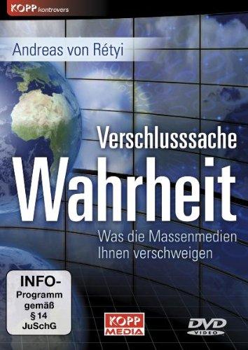 Kopp, Rottenburg Verschlusssache Wahrheit, DVD