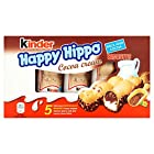 Kinder Happy Hippo Cocoa Cream Biscuits, Pack of 5