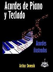 Acordes de Piano y Teclado (Spanish Edition)
