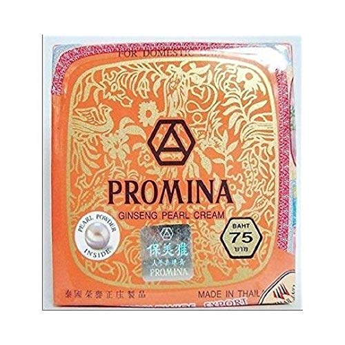 Promina Ginseng Pure Pearl Face Cream Removal Freckle & Acne Dark Spot White