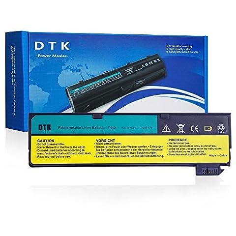 X250 Lenovo - Dtk® Batterie haute Performance pour Ordinateur Portable