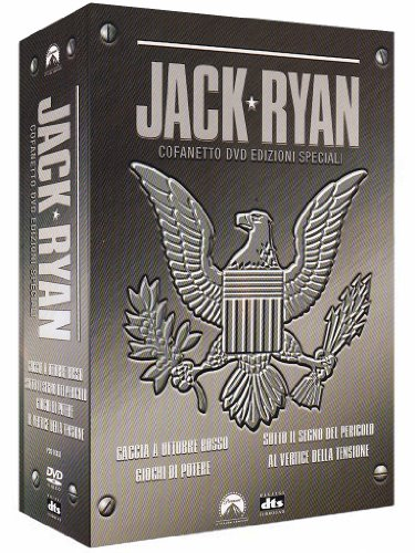 Hamilton Ryan Jack (Jack Ryan [4 DVDs] [IT Import])