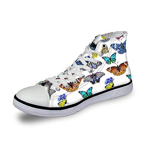 8 donna Collo A Butterfly Alto CHAQLIN SAzqH