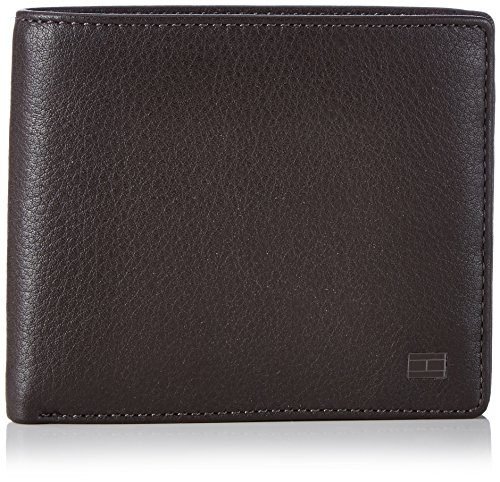 tommy-hilfiger-gerrard-l-slg-cc-and-coin-pocket-monedero-de-cuero-hombre-color-marron-talla-13x11x3-