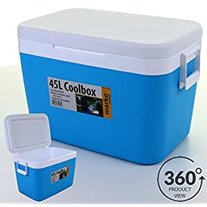 51zZWvWCJTL. SS300  - Marko Insulated Portable Cool Box, 45 Litres