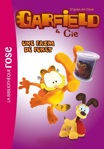 Garfield 13 - Une faim de furet par Jim Davis
