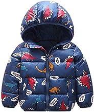 Chaqueta Bebé Niños Abrigo con Capucha para Niña Invierno Cálido Grueso Abrigo