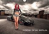 Cars and Girls (Wandkalender 2017 DIN A4 quer): Tolle Autos mit tollen Frauen (Monatskalender, 14 Seiten ) (CALVENDO Mobilitaet)