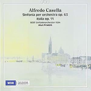 Sinfonia Per Orchestra op. 63/ Italia op. 11
