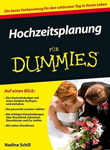 Hochzeitsplanung für Dummies