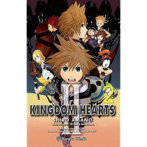 Kingdom Hearts II - Número 2