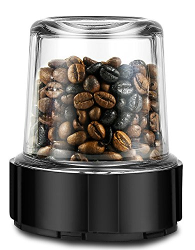 Cecotec Molinillo para café, especias y otros alimentos para Power Titanium 1000, Power Titanium 1000 Black y Power Titanium 1250.