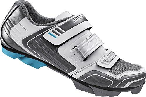 Shimano scarpe da ciclismo MTB scarpe da ciclismo donna SH-WM53W misura 36 SPD 3 Kappe. Multicolore, 36, ESHWM53C360W