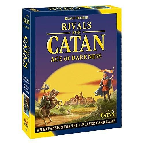 Catan Studios CN3135 - Remaches Catan: Age of Darkness