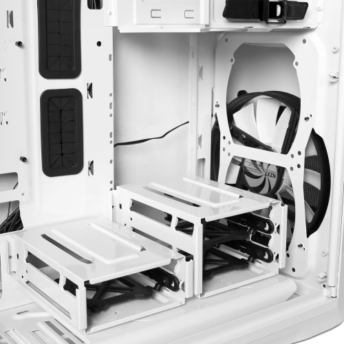 NZXT Computer Case CA-P630W-W1 Glossy White