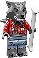 LEGO Series 14 Minifigure Wolf Guy (Werewolf) by LEGO
