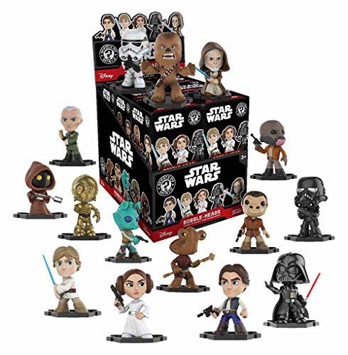 Funko - Figurine Star Wars Mystery Minis - 1 boîte au hasard / one Random box - 0889698139052