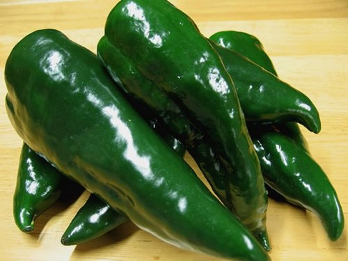 Mittelscharfes, mexikanisches Chili - Ancho mulato, Poblano - 20 Samen