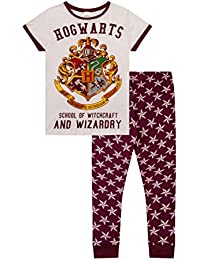 Harry Potter Womens Hogwarts Harry Potter Ladies Pyjamas