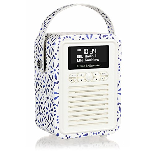 vq-view-quest-emma-bridgewater-retro-mini-dab-fm-speaker-radio-blue-daisy