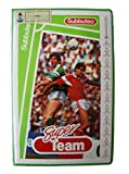 Table Soccer Vintage 1990 Subbuteo Football Game 415 Light Weights Italy National Team 00 Scale Edition Fantastic Condition In The Original Video Case Style Box