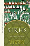 #2: A History of the Sikhs (1469-1839) - Vol. 1: Volume 1 : 1469-1839
