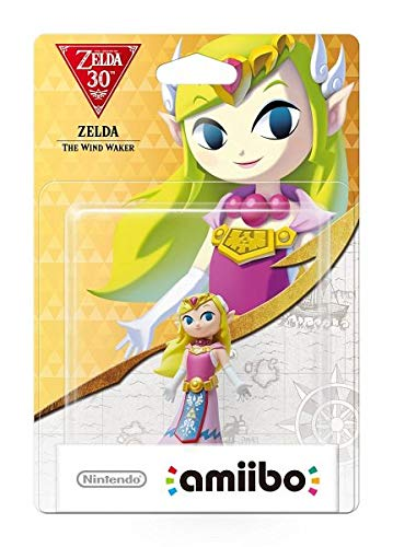 Zelda Amiibo (The Wind Waker)