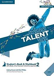 Talent. Student's book e Workbook. Per le Scuole superiori. Con ebook. Con espansione online: Talent Level